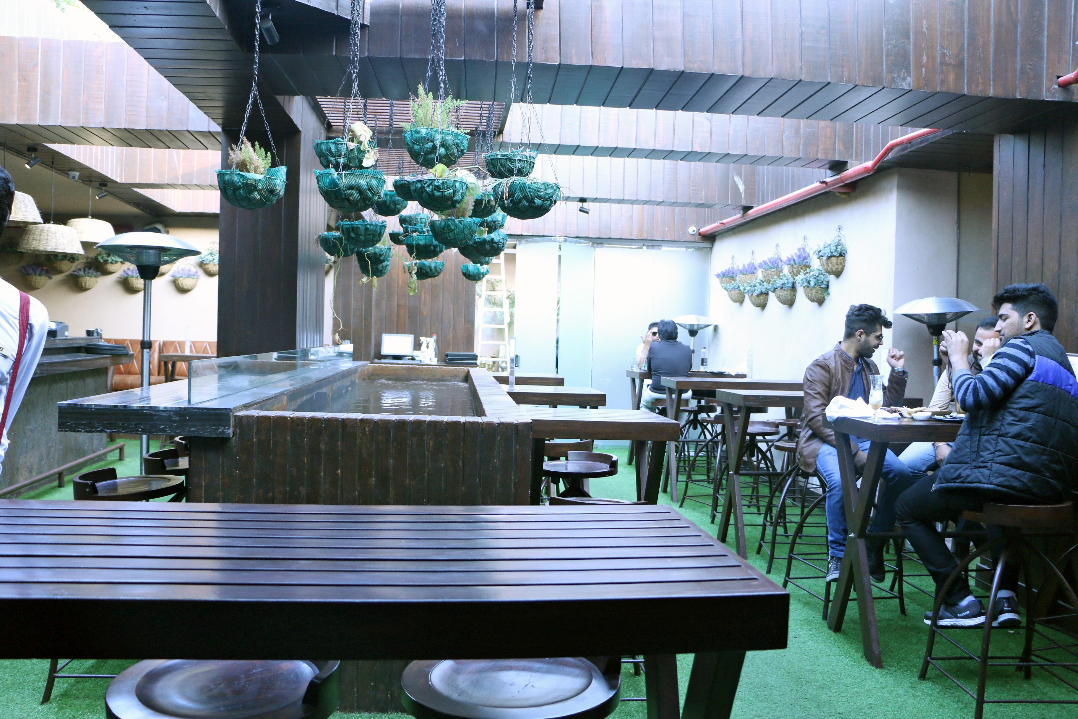 FARZI CAFE: MODERN INDIAN BISTRO