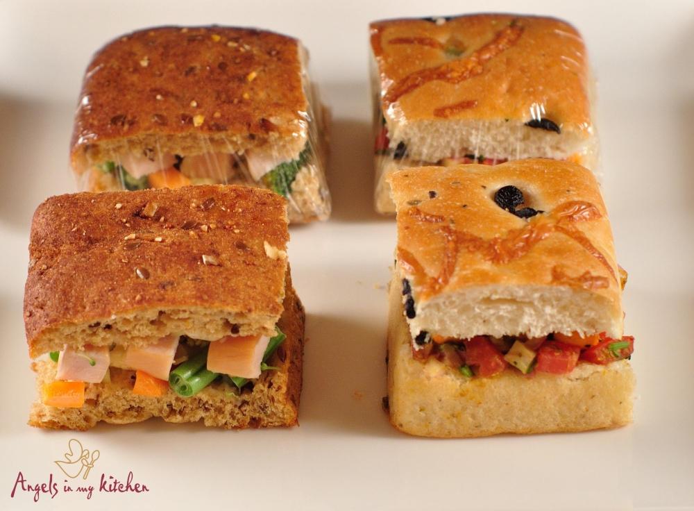 Sandwiches..